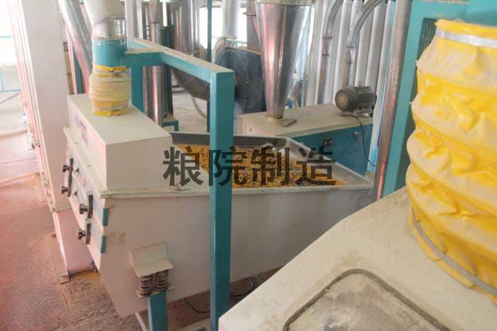 30吨玉米加工设备部分1