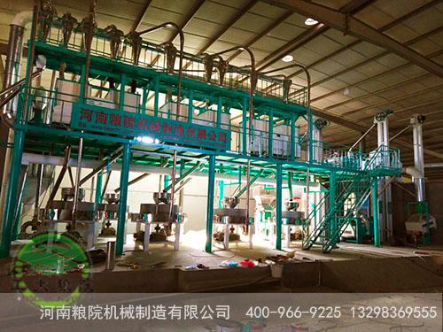 玉米加工设备:玉米的发展历程